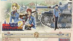 Valkyria Chronicles 2: Estate 2010 Rilascio Versione Occidentale
