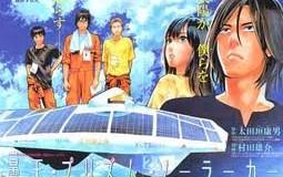 Donten Prism Solar Car: nuovo manga