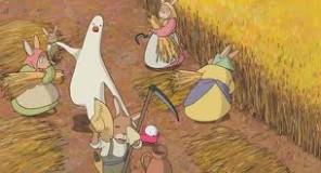Pan-Dane to Tamago-Hime: Il Cortometraggio di Miyazaki