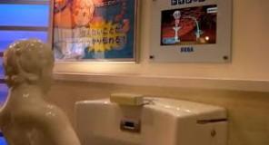 Il videogioco dell'Urinatoio !