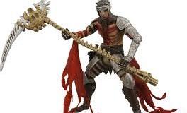 Dante's Inferno : ActionFigure,Anime,Gioco e Manga