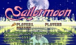 [Retrogame] Sailor Moon SNES
