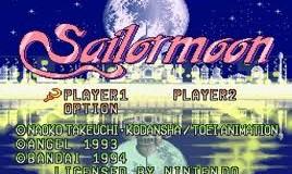 [Retrogame] Sailor Moon SNES
