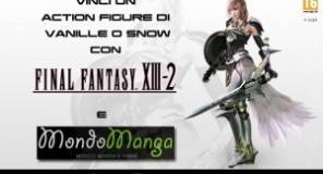 CONTEST | Final Fantasy XIII-2 - Il vincitore