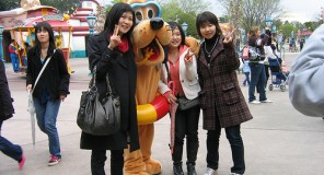 Uno spot in stile Anime per il Disneyland Tokyo