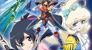 Khronos Gear diventa Anime