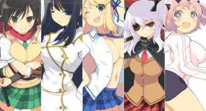 Senran Kagura diventa una serie animata