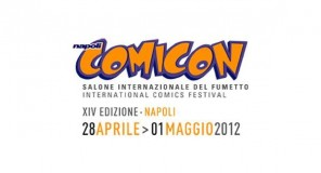 Comicon di Napoli 2012