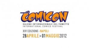 Comicon di Napoli 2012