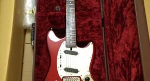 Una chitarra molto costosa per K-ON!
