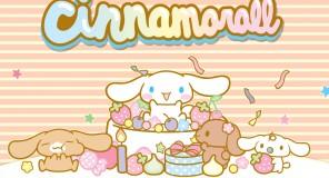 Buon compleanno Cinnamoroll di Sanrio!