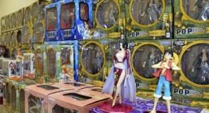 Giappone: Cinese arrestato per vendita di false Action Figure!