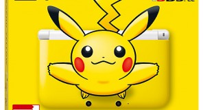 Nintendo 3DS XL : Arriva la Pokèmon edition!