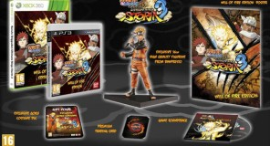 2 Limited edition per Naruto Shippuden Ultimate Ninja Storm 3!