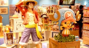 Apre in Giappone il primo negozio dedicato a One Piece!