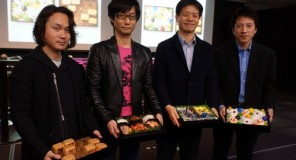 Un bento Playstation per Kojima!