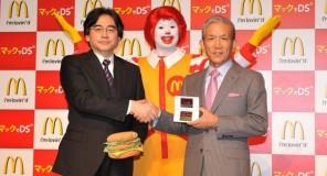 Giappone : Collaborazione tra McDonald e Nintendo!