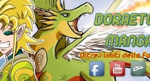 Doraetos Manga : Online il primo Volume!