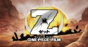 One Piece Film Z approda in ITALIA?