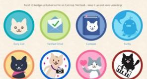 Catmoji : 7 mila utenti in 30 giorni per il social network felino!