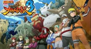 Bonus preorder per Naruto Shippuden Ultimate Ninja Storm 3!