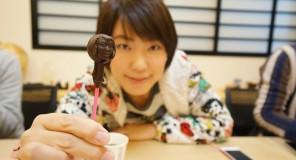 Giappone : Arrivano i cioccolatini con il proprio volto!
