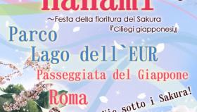 Hinami 2013 : Sakura in fiore a ROMA