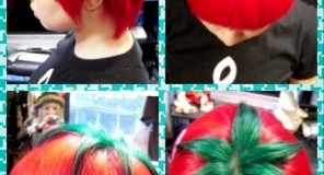 Giappone : Arriva il taglio di capelli a Pomodoro