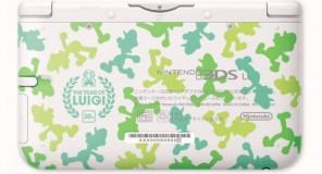 Nintendo annuncia il Nintendo 3DS XL Luigi Edition