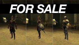 Final Fantasy XI : Account leggendario in vendita