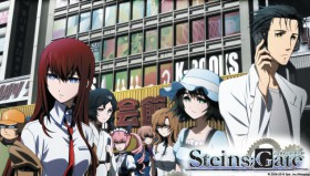 Steins Gate approda in ITALIA