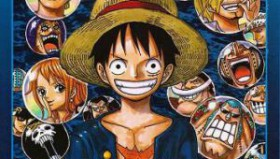 One Piece: Blue Deep Characters World approda in ITALIA
