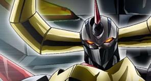 Gaiking : Il robot guerriero