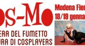 CosMo Cosplay Modena in fiera Fumetti, cosplayer, dischi e cd protagonisti