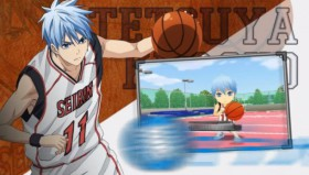 Nintendo annuncia il videogioco di Kuroko's Basket per 3DS