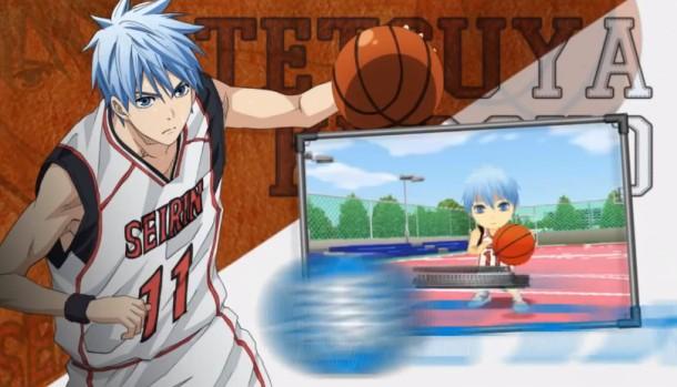 kuroko basket 3ds