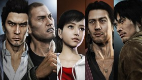 Yakuza 5 approda in Occidente