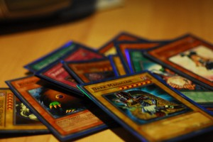 Some_Yu-Gi-Oh!_cards