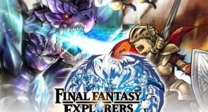 Un nuovo Trailer per Final Fantasy Explorers