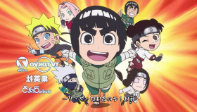 Rock Lee seishun full power ninden approda in ITALIA