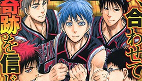 Kuroko no Basket giunge alla conclusione