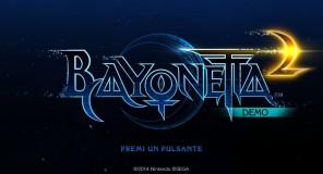Nintendo rilascia la demo di Bayonetta 2