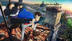 Lupin III: Una nuova serie ambientata in Italia