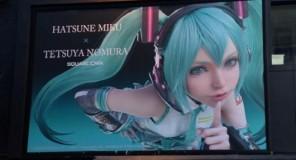 Hatsune Miku cambia look grazie al designer di Final Fantasy