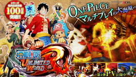 Nuove edizioni per One Piece Unlimited World Red