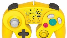 Hori commercializza il controller GameCube di Pikachu