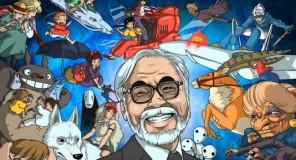 Miyazaki: Continuerò a produrre Anime fino alla morte