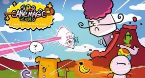 Super Cane Magic ZERO: Epic Win a Lucca Comics & Games