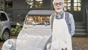 Hayao Miyazaki parla delle vignette di Charlie Hebdo