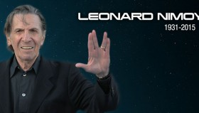Addio a Leonard Nimoy alias Mr. Spock